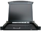 "Iogear 17"" Lcd/keyboard/touchpad Rk-Mt Consl (IOGEAR: GCL1800)"