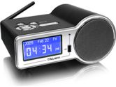 Aluratek Internet Radio Alarm Clock with Built-in WiFi AIRMM01F (Aluratek: AIRMM01F)