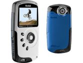 "Kodak Zx3 Blue 2.0"" LCD HD Video Camera (Kodak: 1520287)"