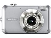 FUJIFILM FINEPIX JV100 Silver 12 MP Digital Camera (Fujifilm: 976605)