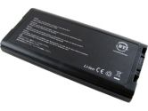 BTI Lithium Ion Notebook Battery - Proprietary - Lithium Ion  - 6600mAh - 7.4V DC (Battery Technology: PA-CF18)