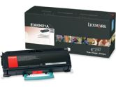 Lexmark High Yield Black Toner Cartridge - Laser - 9000 Page - Black (Lexmark: E360H21A)