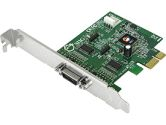 SIIG CyberSerial JJ-E20011-S3 Multiport Serial Adapter PCI Express x1 - 2 x DB-9 RS-232 Serial Via Cable - Plug-in Card (Siig: JJ-E20011-S3)