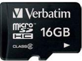 Verbatim 97180 microSD High Capacity  16 GB (Verbatim: 97180)