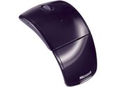 Microsoft ARC Mouse Purple RF Wireless Mouse (Microsoft: ZJA-00030)