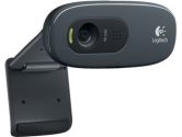 Logitech C270 Webcam (Logitech: 960-000621)