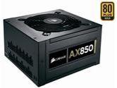 CORSAIR Professional Series Gold AX850 (CMPSU-850AX) 850W Power Supply (Corsair: CMPSU-850AX)