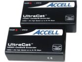 Accell Accessory E090C-002B UltraCat HDMI-A/Cat5e Super Extender 6.75Gbps Retail (Accell: E090C-002B)