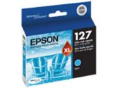 Epson - Supplies Ink Extra High Capacity Cyan Ink Cartridge Sensormatic (Epson: T127220-S)