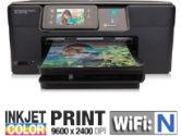 HP C309G CD055A Photosmart Premium All-In-One Color Inkjet Printer - 33ppm black, 32ppm color, 600 x 600 dpi Black, 9600 x 2400-optimized dpi Color, Bluetooth, Wireless, 64 MB (HP: 14448L)