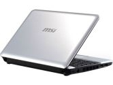 "MSI Wind U135-628US Silver 10.0"" WSVGA Netbook (MSI/MicroStar: 9S7-N01425-628)"