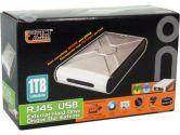 Iprodrive 1TB External Hard Drive 3.5IN USB RJ-45 (iProDrive: IP-HDNW-1TB)