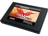 G.SKILL Phoenix Pro 40GB 2.5IN SATA2 Solid State Disk Flash Drive SSD Sandforce (G.Skill: FM-25S2S-40GBP2)