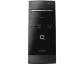 Compaq Presario CQ5521F Desktop PC AMD Athlon X2 220 3GB 640GB GeForce 6150 DVDRW Win 7 HP Black (HP Consumer: BQ470AA#ABL)