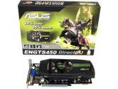 Asus Video Card ENGTS450 DIRECTCU TOP DI 1GD5 PCIE 2.0 Performance Retail (Asus: ENGTS450 DRTCUTOP/DI/1GD5)