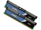 CORSAIR XMS 8GB (2 x 4GB) 240-Pin DDR3 SDRAM DDR3 1600 (PC3 12800) Desktop Memory (Corsair: CMX8GX3M2A1600C9)