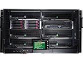 HP BladeSystem Rack-mountable Chasis - 9 Total Bays (HP: 508668B21)