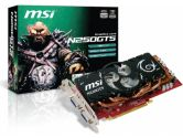 MSI VIDEO CARD N250GTS-2D1G-OC GTS 250 1GB DDR3 PCIE2X16 HDMI DVI RETAIL (MSI: N250GTS-2D1G-OC)