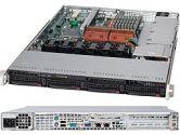 Supermicro CASE 1U CSE-815TQ-710UB 710W 4X3.5 HD BAYS EATX BLACK RETAIL (Supermicro: CSE-815TQ-710UB)