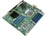 Intel S5500HCV Intel 5500 Socket B LGA-1366 Server Motherboard (Intel: S5500HCVR)