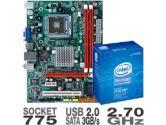 ECS G41T-M7 Motherboard and Intel Pentium Dual Core E5400 Processor Bundle (ECS Elitegroup Computer: G41T-M7 w/ E5400)