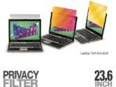 3M PF23.6W9 23.6 Widescreen LCD Privacy Filter (3M: PF23.0W9)