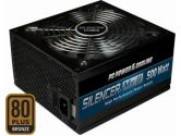 PC Power and Cooling Silencer Mk II PPCMK2S500 500W Power Supply (OCZ Technology: PPCMK2S500)