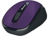 Microsoft Hardware Wireless Mobile Mouse 3500 MAC/WIN - Imperial Purple (Microsoft: GMF-00036)