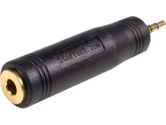 StarTech GCAUD2535MF 2.5 mm to 3.5 mm Audio Cable Adapter - Male to Female (STARTECH: GCAUD2535MF)