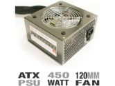 SilenX IXR-45-142 450W ATX Power Supply - 120mm Fan, AMD, ATX (SilenX: IXR-45-142)