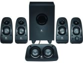 Logitech Z506 5.1 Surround Sound Speakers (Logitech: 980-000430)