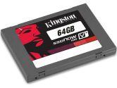 "Kingston SSDNow V+100 SVP100S2/64G 2.5"" MLC Internal Solid State Drive (SSD) (Kingston: SVP100S2/64G)"
