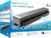 IRIS IRIScan Anywhere 2 Portable Scanner (I.R.I.S.: 456983)