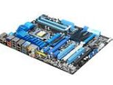 ASUS P8P67 Deluxe ATX Intel Motherboard (Asus: P8P67 DELUXE)