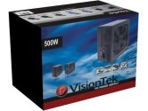Visiontek POWER SUPPLY 500W INTERNA (Visiontek: 900346)