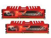 G.SKILL Ripjaws X F3-12800CL9D-4GBXL 4GB 2X2GB DDR3-1600 CL9-9-9-24 Memory (G.Skill: F3-12800CL9D-4GBXL)