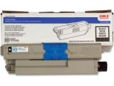 Okidata C17 Black Toner Cartridge (Oki: 44469801)