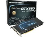 EVGA GeForce GTX 580 (Fermi) FTW Hydro Copper 2 015-P3-1589-AR Video Card (eVGA: 015-P3-1589-AR)