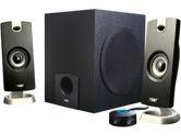 Cyber Acoustics CA-3090 2.1 Speaker (Cyber Acoustics: CA-3090)