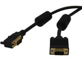 Tripp Lite 6 ft. SVGA/VGA Monitor Cable with RGB Coax (Tripp Lite: P502-006-RA)