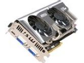 MSI GeForce GTX 580 (Fermi) N580GTX Twin Frozr II/OC Video Card (MSI/MicroStar: N580GTX Twin Frozr II/OC)
