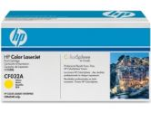 HP Color Laserjet CF032A Yellow Print Cartridge (Hewlett Packard: CF032A)