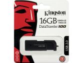 Kingston Technology 16GB USB 2.0 HI-SPEED DataTraveler 100 G2 (Kingston: DT100G2/16GBZ)