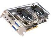 MSI Radeon HD 6950 R6950 Twin Frozr II OC Video Card with Eyefinity (MSI: R6950 TWIN FROZR II OC)