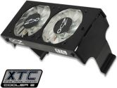 OCZ B-Stock Refurbishedxtc Memory Airflow Cooler V2 Clip On Active Cooling Dual Low Noise 60MM Blue (OCZ Technology: OCZTXTCC2-B)