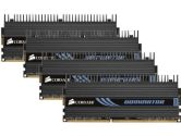 Corsair XMS3 Dominator CMP8GX3M4B1333C9 8GB 4X2GB DDR3-1333 CL9-9-9-24 Dual Channel Memory Kit (Corsair: CMP8GX3M4B1333C9)