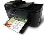 HP / Hewlett-Packard Officejet 6500A e-All-in-One Inkjet Printer (HP Commerical: CN555A#B1H)