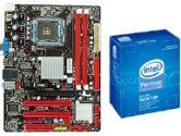 Biostar G31M+ Intel G31 Motherboard and Intel Pentium Dual Core E5700 CPU  Bundle (Biostar: G31M+ Bundle)