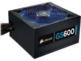 Corsair 600W GS600 Power Sup DROPSHIP (Corsair: CMPSU-600G)