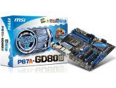 MSI P67A-GD80 (B3) ATX Intel Motherboard (MSI/MicroStar: P67A-GD80 (B3))